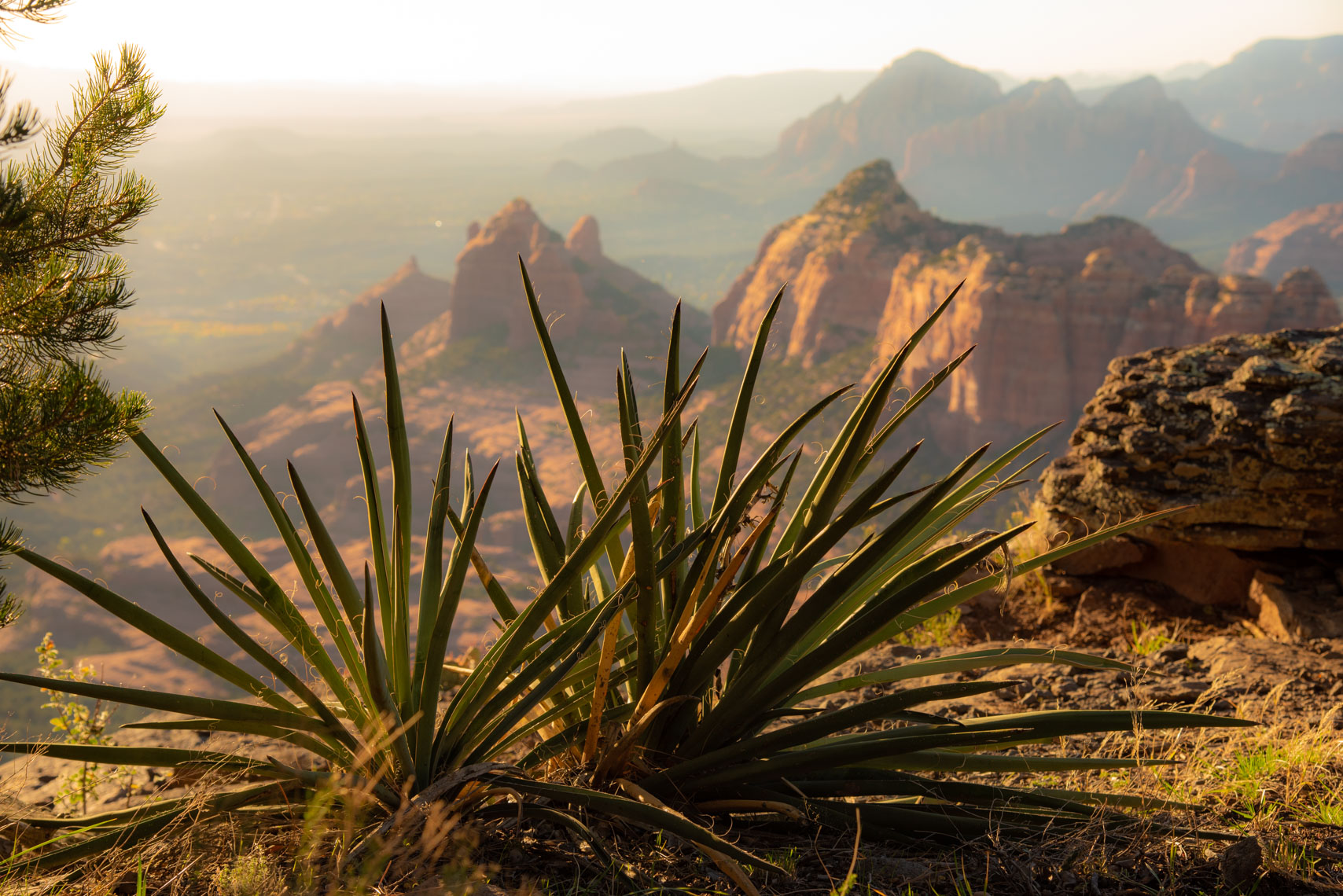 Landscape Photography, Sedona, Arizona, Schnebly Hill