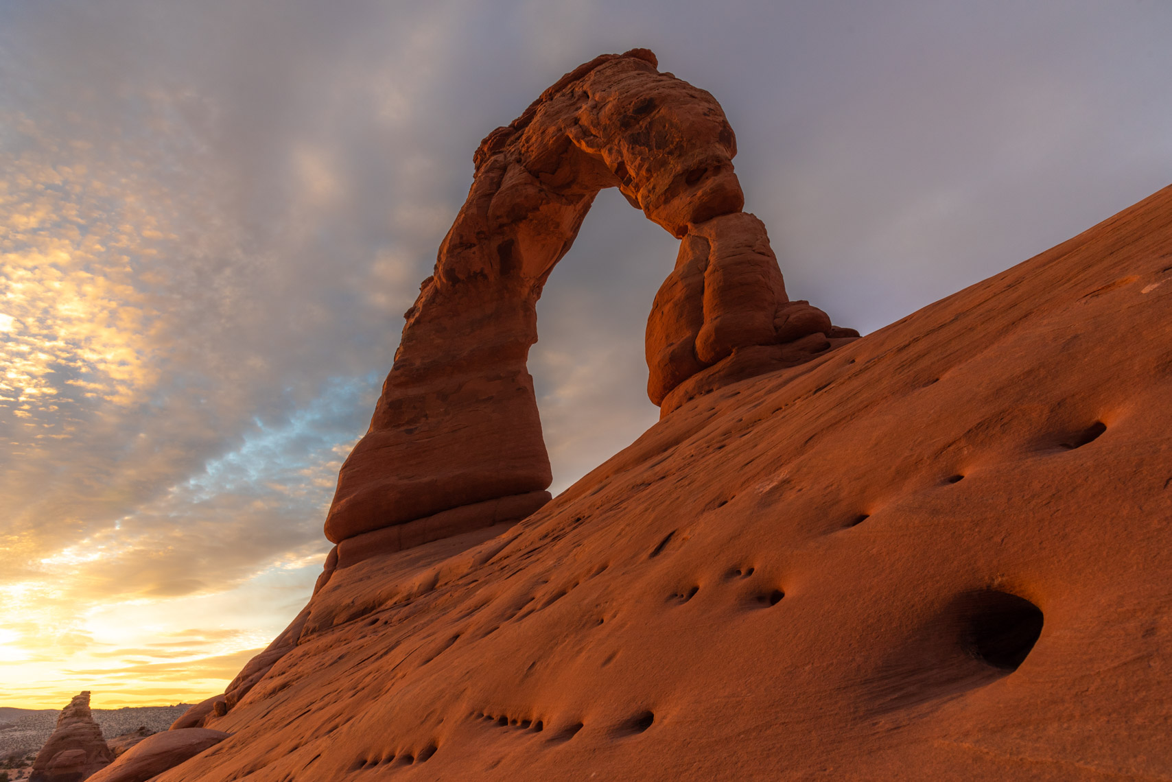 Landscape Photography, Arches National Park, Moab, Utah, Delicate Arch
