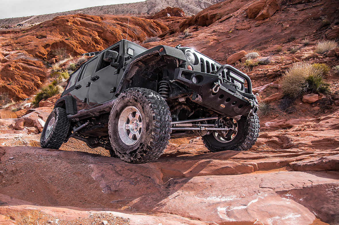 Jeep Wrangler, Off Road, Rock Crawling, Logandale, Nevada, Automobile, Adventure Lifestyle Photographer, Daniel Britton