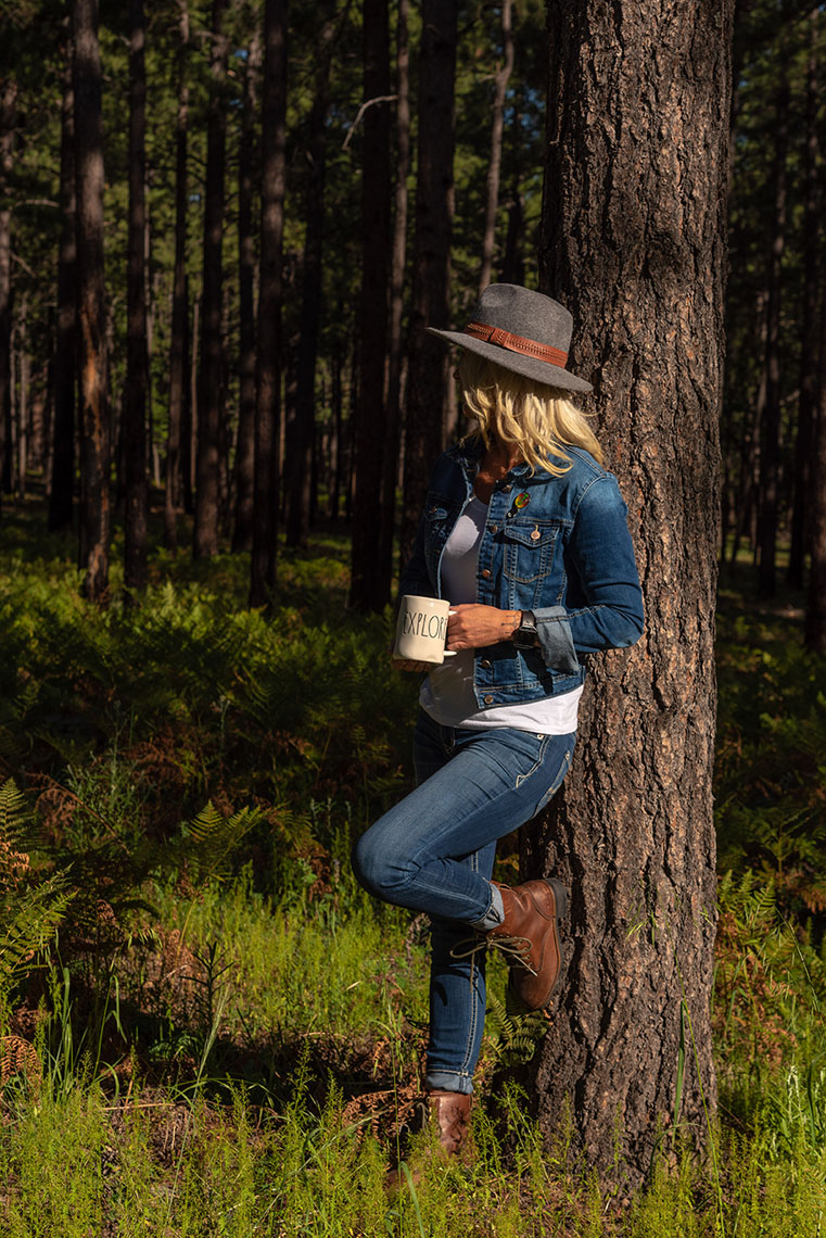 Camping, Coffee, National Forest, Rae Dunn,  Lifestyle Photographer, Daniel Britton