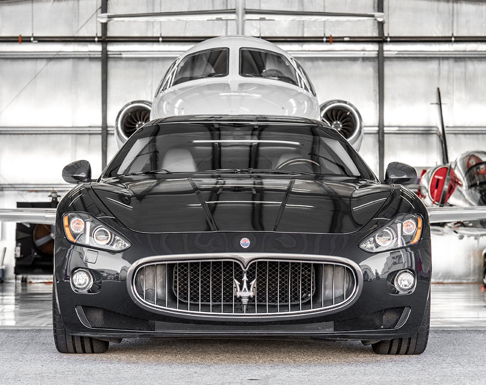 Maserati, Exotic Car, Private Jet, Photoshoot, Automobile, Adventure Lifestyle Photographer, Daniel Britton