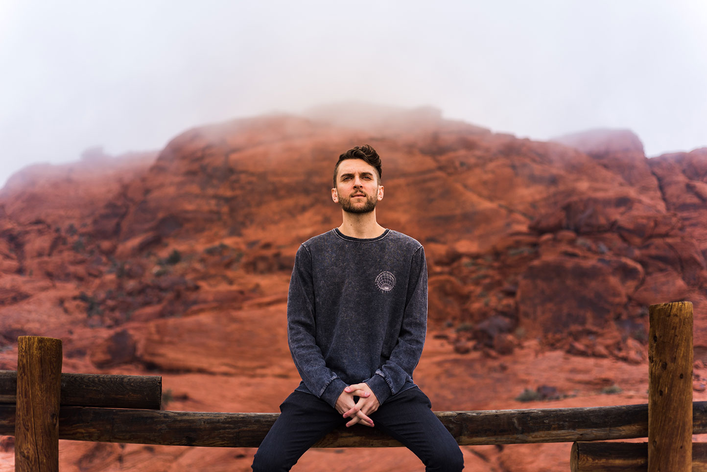 Portrait Photography, Red Rock Canyon, Las Vegas, Nevada, Lifestyle Portrait Photographer, Daniel Britton