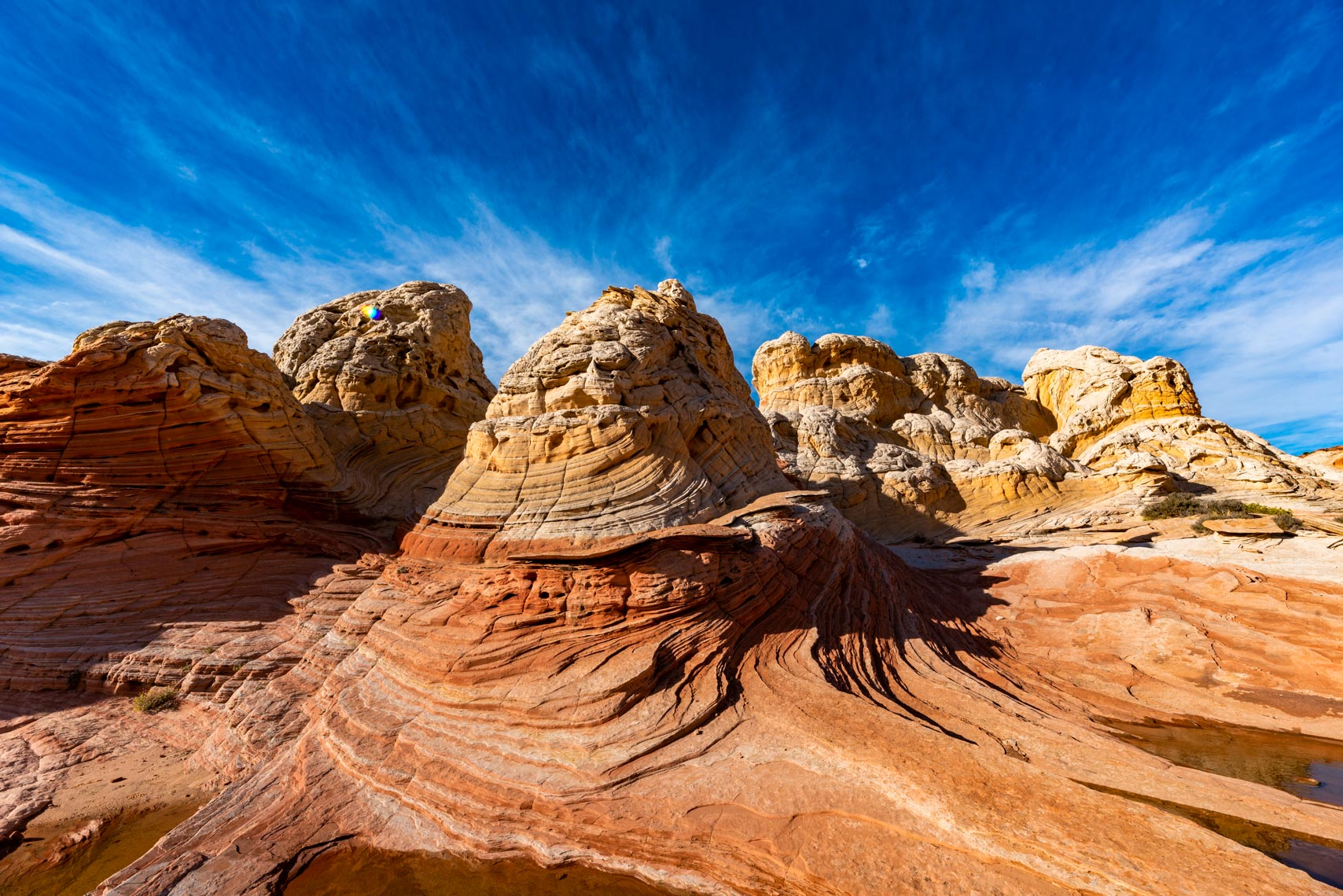 Landscape Photography, White Pocket, Arizona, Vermillion Cliffs,