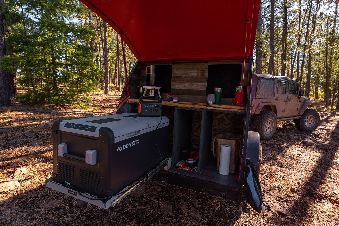 Product Photography, Jackery Portable Power, Dometic,  Adventure, Lifestyle, Product Photographer, Daniel Britton
