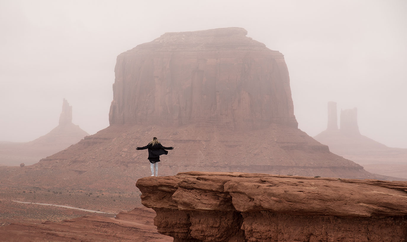 Monument Valley, Arizona, Lifestyle Adventure Photographer Daniel Britton